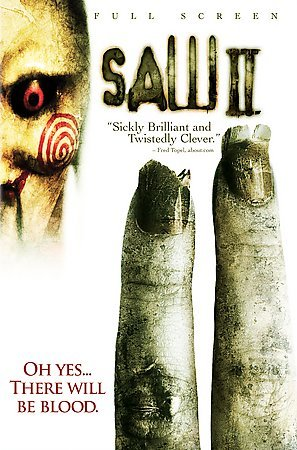 Saw II (Full Screen Edition) cover