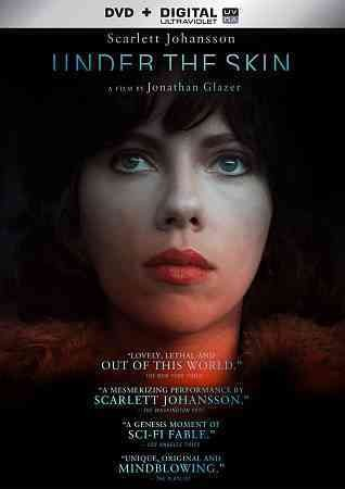Under The Skin [DVD + Digital] cover