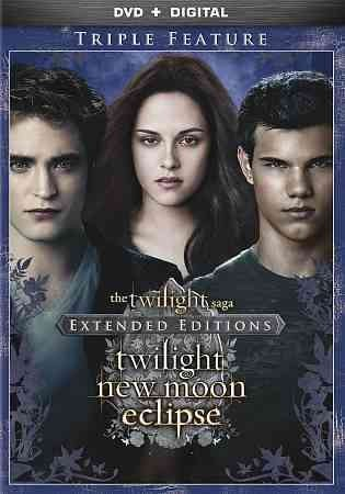 The Twilight Saga: Extended Edition cover