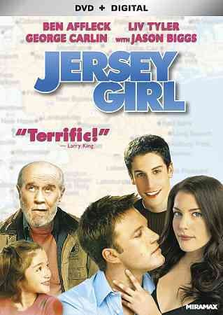 Jersey Girl [DVD + Digital] cover