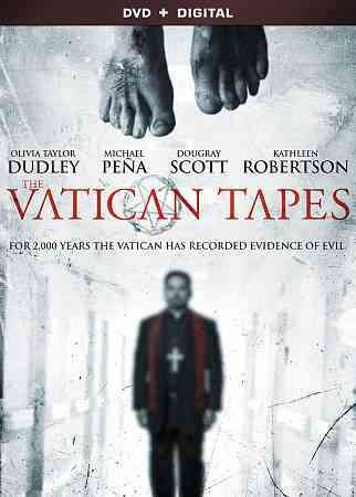 The Vatican Tapes [DVD + Digital] cover