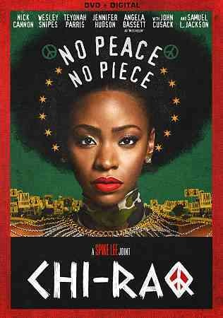 Chi-Raq [DVD + Digital] cover