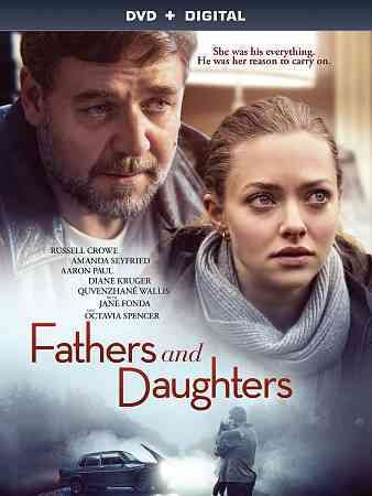 Fathers and Daughters [DVD + Digital] cover