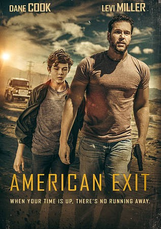 American Exit cover