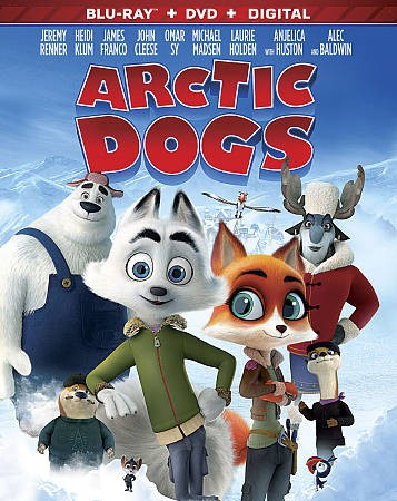 Arctic Dogs [Blu-ray]