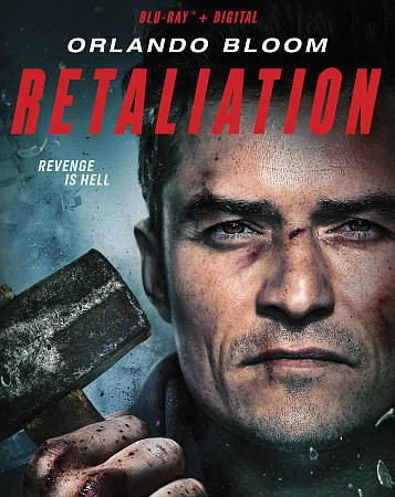 RETALIATION BD + DGTL [Blu-ray] cover
