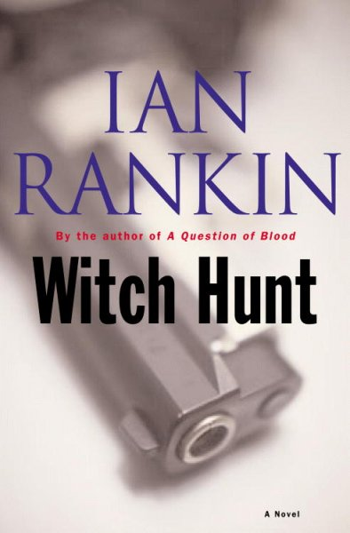 Witch Hunt: A Novel cover
