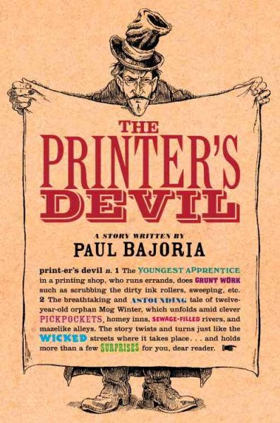 The Printer's Devil cover