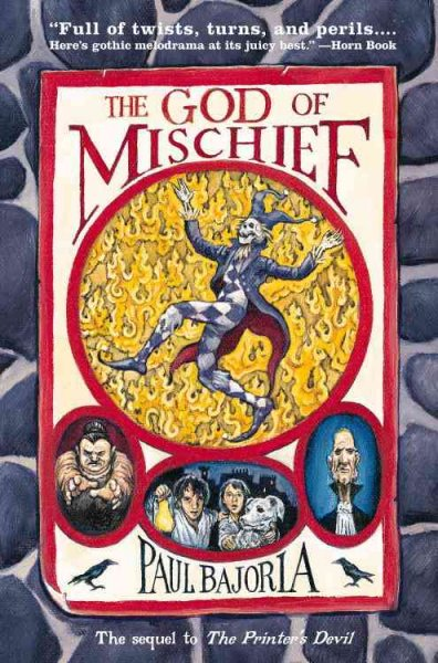 The God of Mischief cover