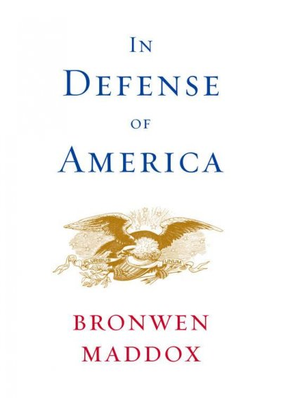 In Defense of America cover