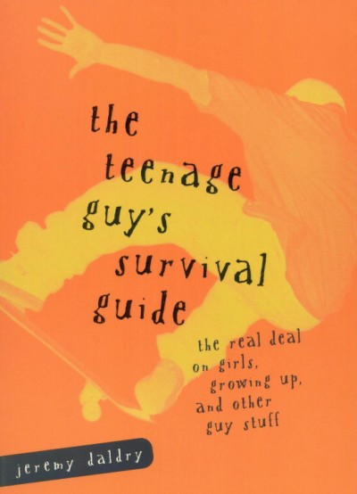 The Teenage Guy's Survival Guide cover
