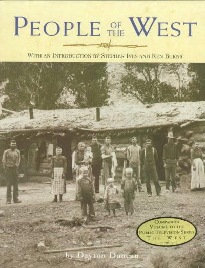 People of the West cover