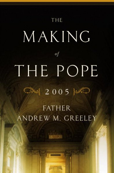 The Making of the Pope 2005 cover