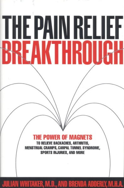 The Pain Relief Breakthrough cover