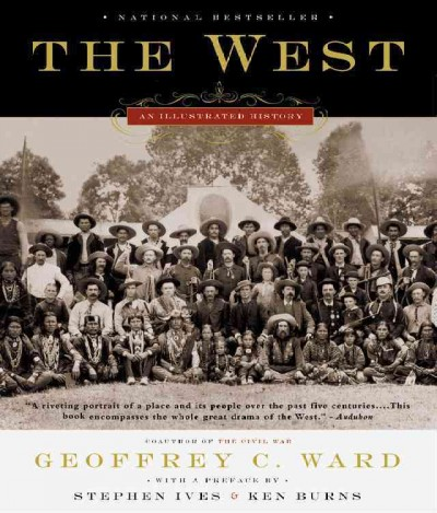 The West: An Illustrated History cover