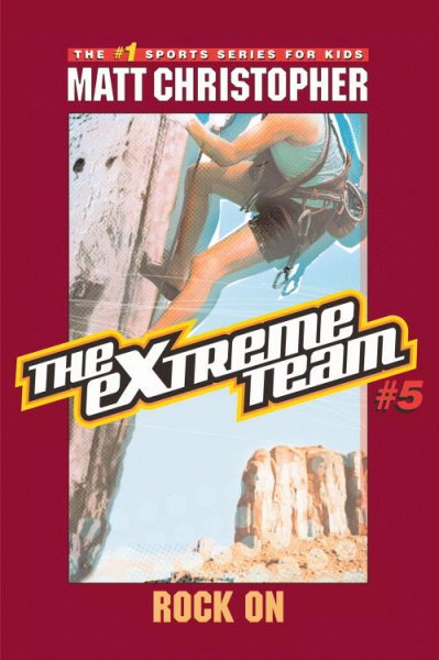 The Extreme Team #5: Rock On (Extreme Team (PB)) cover