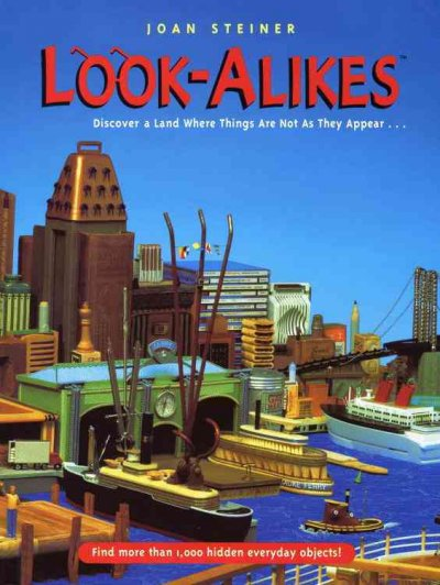 Look-Alikes cover