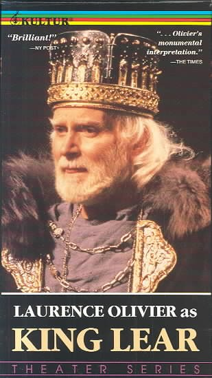 King Lear [VHS] cover