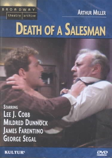 Death of a Salesman (Broadway Theatre Archive) cover
