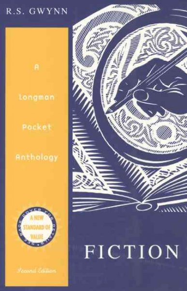 Fiction: A Longman Pocket Anthology (Longman Pocket Anthology Series) cover