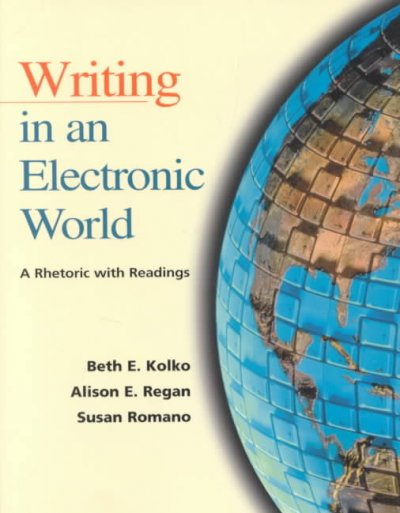 Writing in an Electronic World cover