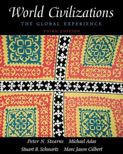 World Civilizations, Single Volume Edition: The Global Experience (3rd Edition) cover