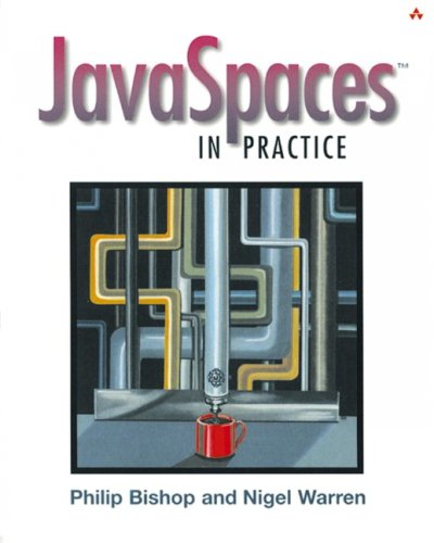 JavaSpaces in Practice cover