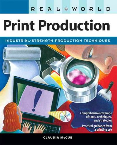 Real World Print Production cover