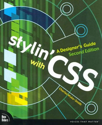 Stylin' with CSS: A Designer's Guide (2nd Edition) cover