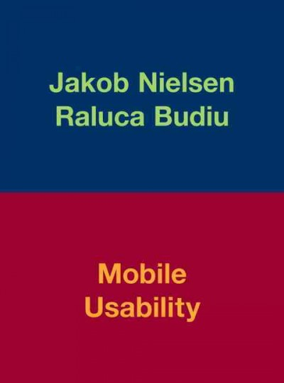 Mobile Usability cover