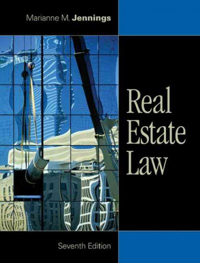 Real Estate Law cover