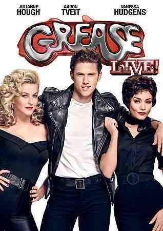 Grease Live! cover