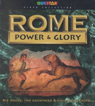 Rome - Power & Glory: The Rise and Fall of an Empire [VHS]