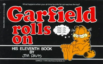 Garfield Rolls On (Garfield (Numbered Paperback)) cover