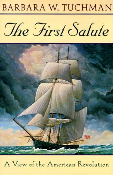 The First Salute cover