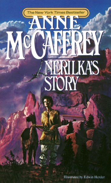 Nerilka's Story (Dragonriders of Pern Series) cover