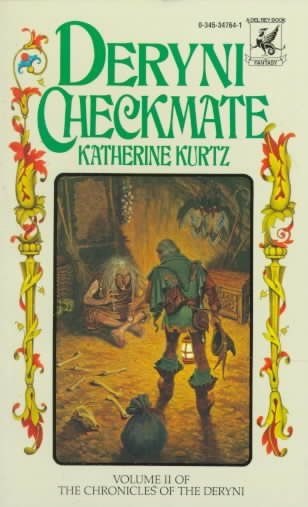Deryni Checkmate (Chronicles of the Deryni) cover