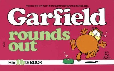 Garfield Rounds Out: His 16th Book cover