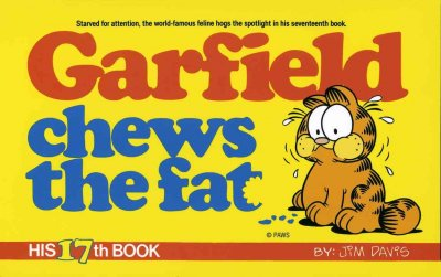 Garfield Chews the Fat: His 17th Book cover
