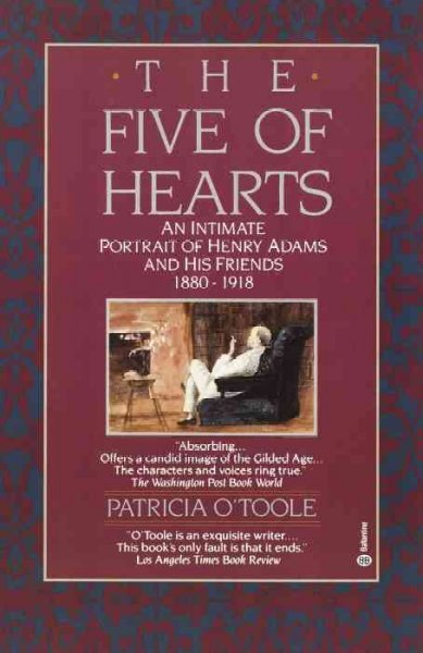 The Five of Hearts cover