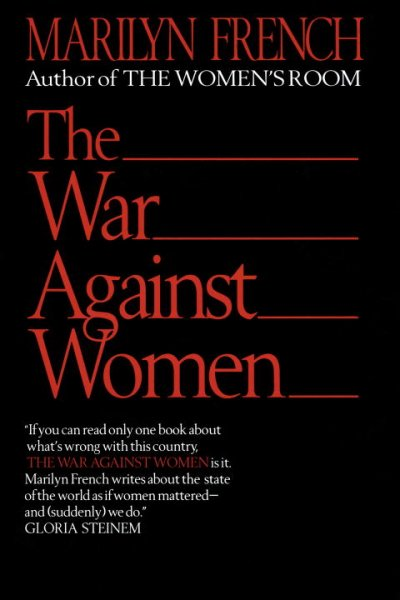 The War Against Women cover