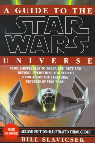 A Guide to the Star Wars Universe cover