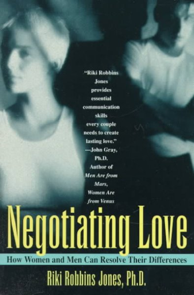 Negotiating Love cover
