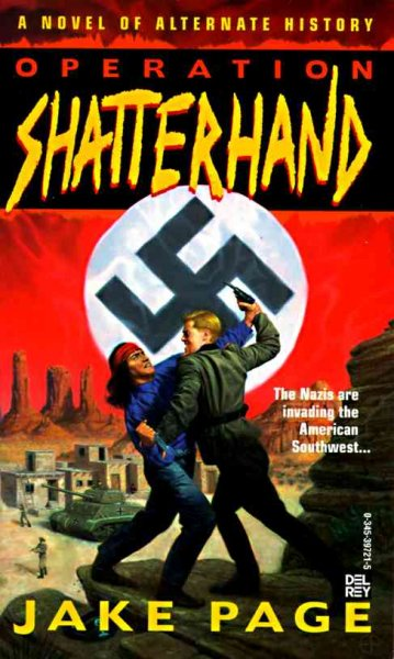 Operation Shatterhand cover