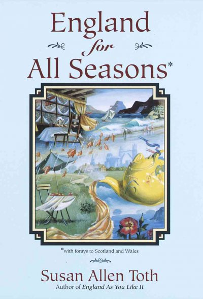 England For All Seasons cover