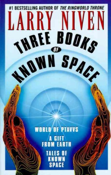 Three Books of Known Space cover