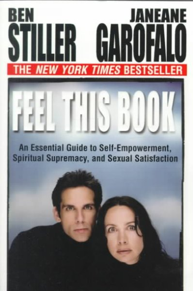 Feel This Book: An Essential Guide to Self-Empowerment, Spiritual Supremacy, and Sexual Satisfaction cover