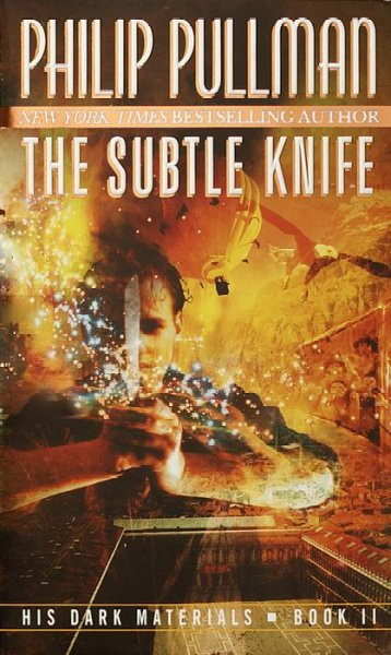 The Subtle Knife (His Dark Materials, Book 2) cover