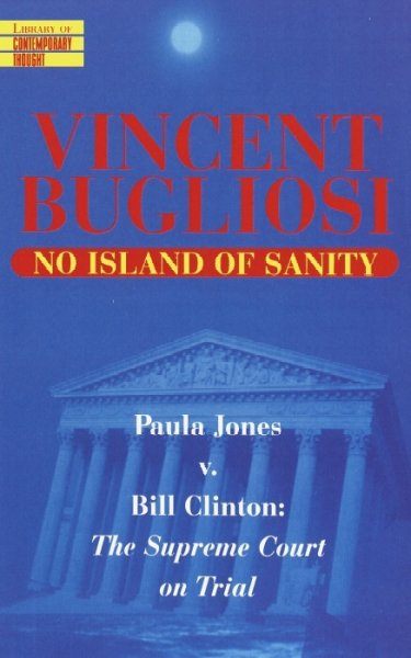 NO ISLAND OF SANITY (Library of Contemporary Thought) cover