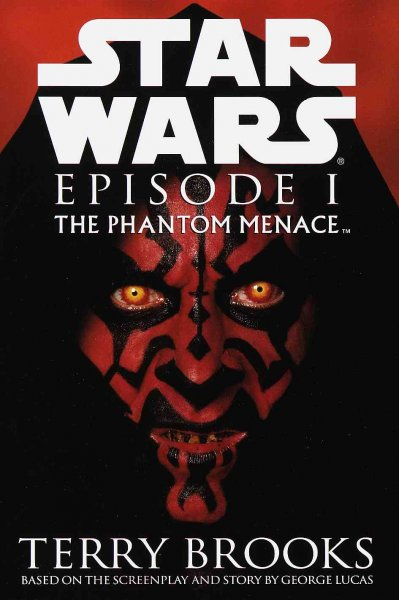 Star Wars, Episode 1: The Phantom Menace cover